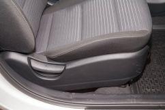 Регулировка передних сидений: Водительское сиденье с регулировкой по высоте