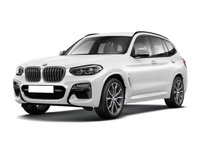 BMW X3, 2018 год, 2 690 000 руб.