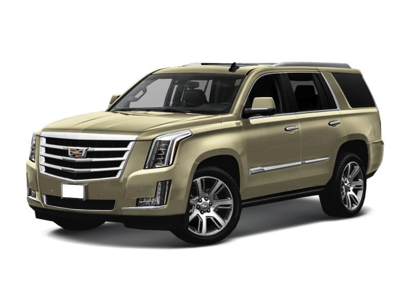 Cadillac Escalade, 2015 год, 3 100 000 руб.