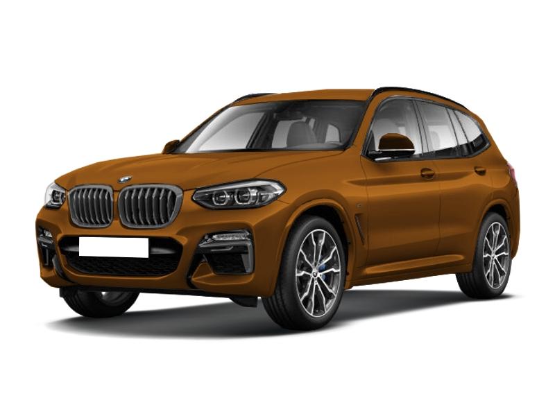BMW X3, 2018 год, 3 122 034 руб.