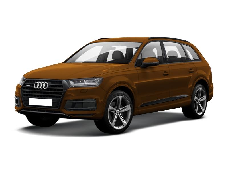 Audi Q7, 2018 год, 5 894 096 руб.