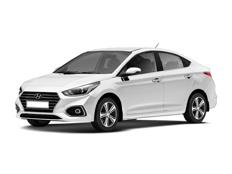 Hyundai Solaris, 2019 год, 770 000 руб.