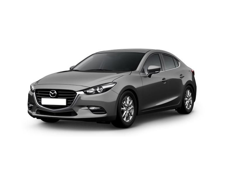 Кемерово Mazda3 2018