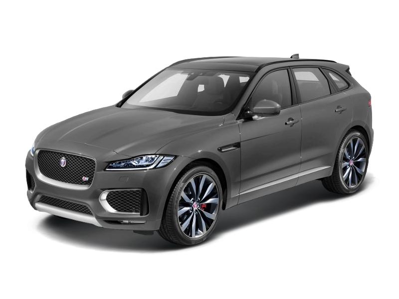 Москва Jaguar F-Pace 2018