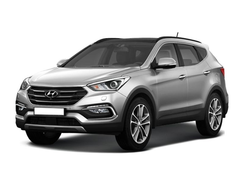 Hyundai Santa Fe, 2018 год, 1 590 000 руб.