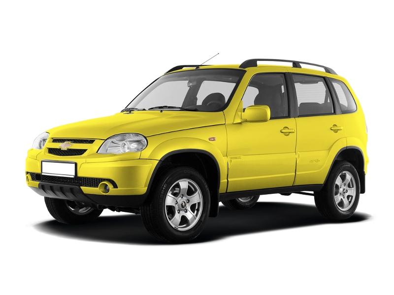 Chevrolet Niva, 2010 год, 225 000 руб.
