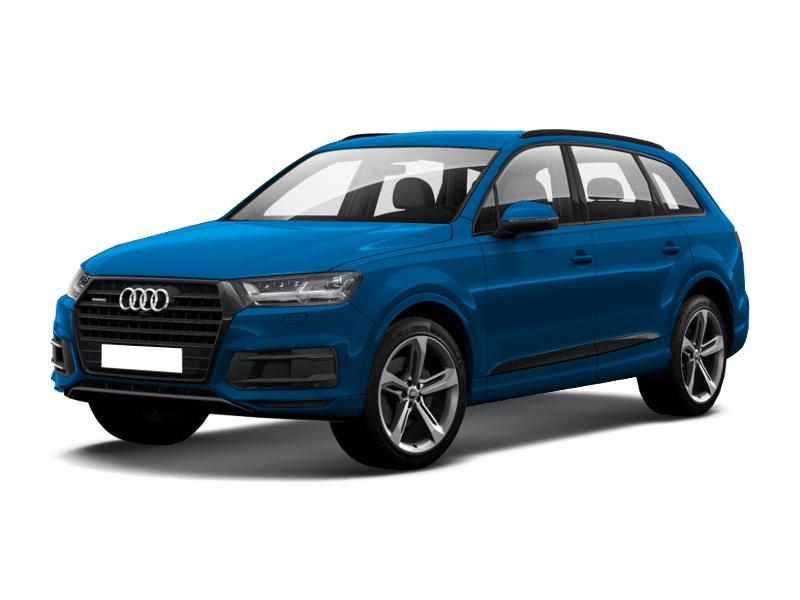 Audi Q7, 2017 год, 4 550 000 руб.