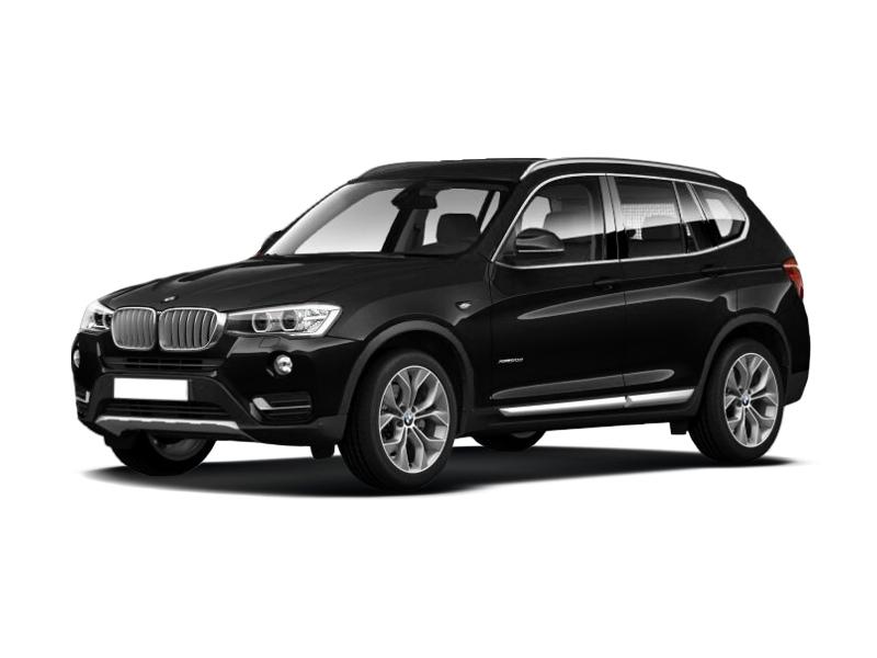 BMW X3, 2015 год, 2 070 000 руб.
