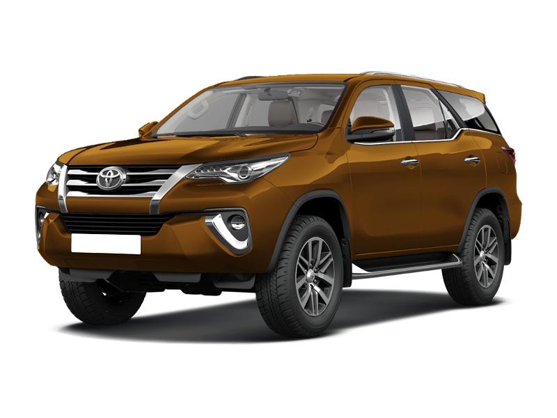 Toyota Fortuner, 2018 год, 2 490 000 руб.