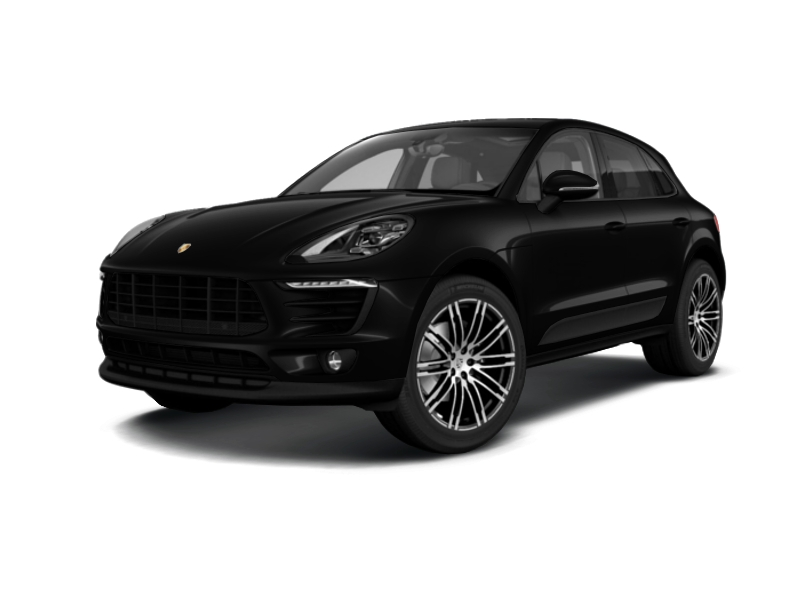 Пермь Porsche Macan 2018