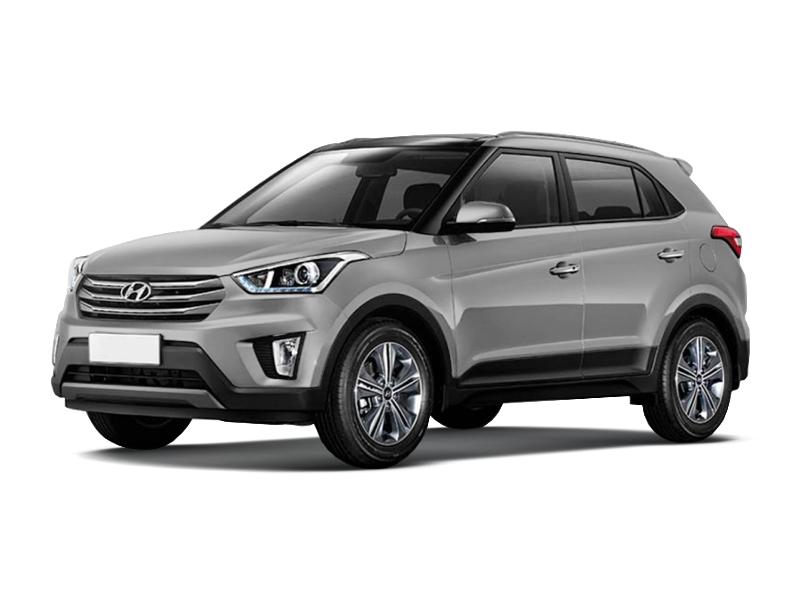 Hyundai Creta, 2018 год, 1 295 000 руб.