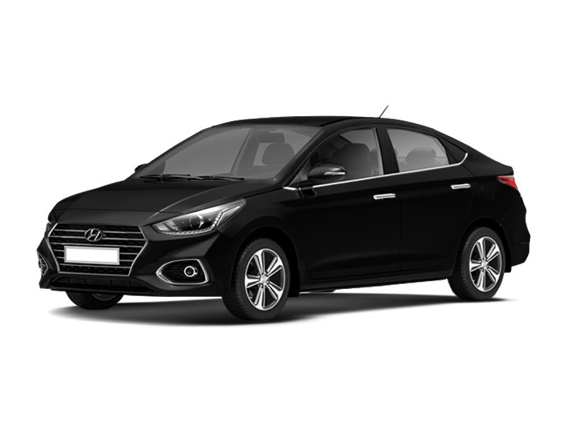 Hyundai Solaris, 2020 год, 1 027 000 руб.
