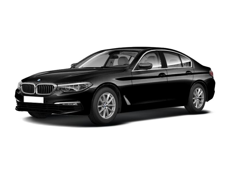 BMW 5-Series, 2017 год, 2 600 000 руб.