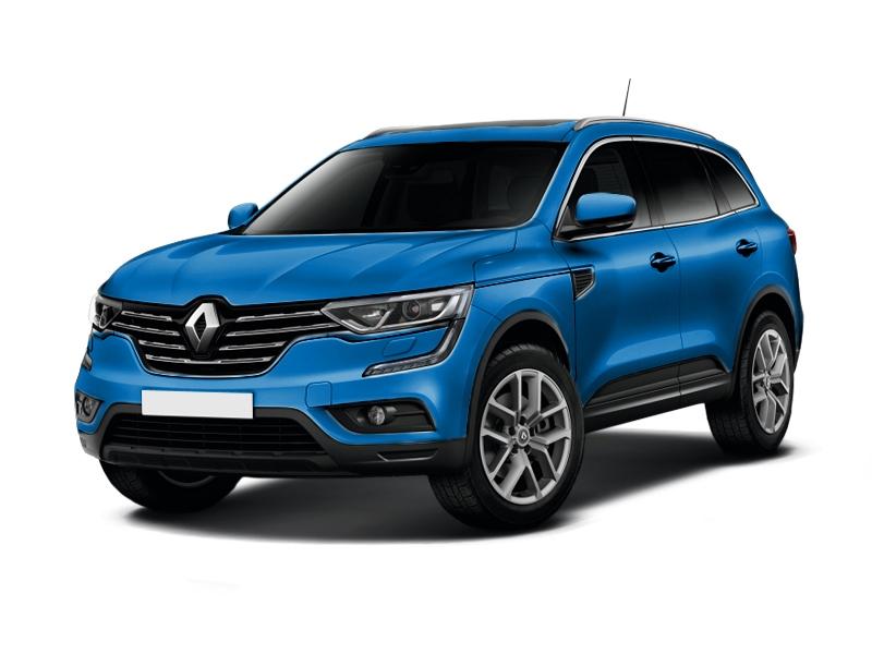 Renault Koleos, 2017 год, 1 850 000 руб.