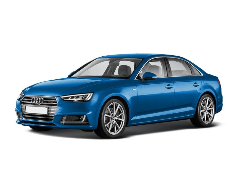 Audi A4, 2017 год, 2 390 000 руб.