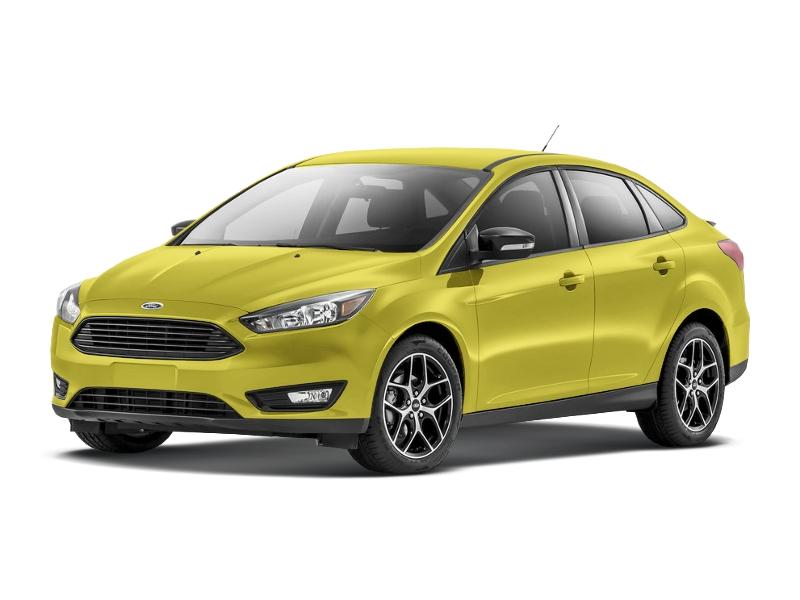 Ford Focus, 2018 год, 1 147 500 руб.