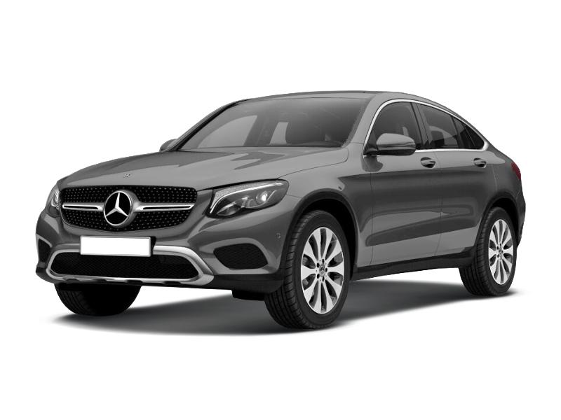 Mercedes-Benz GLC Coupe, 2019 год, 4 050 000 руб.