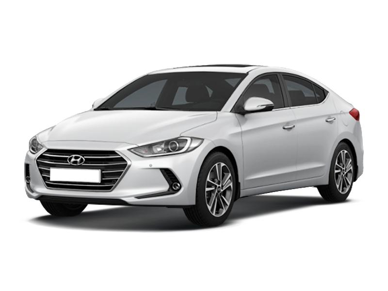 Hyundai Elantra, 2016 год, 837 000 руб.