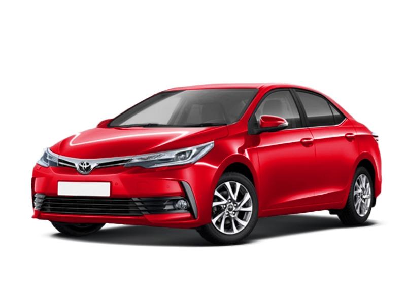 Toyota Corolla, 2018 год, 1 461 500 руб.