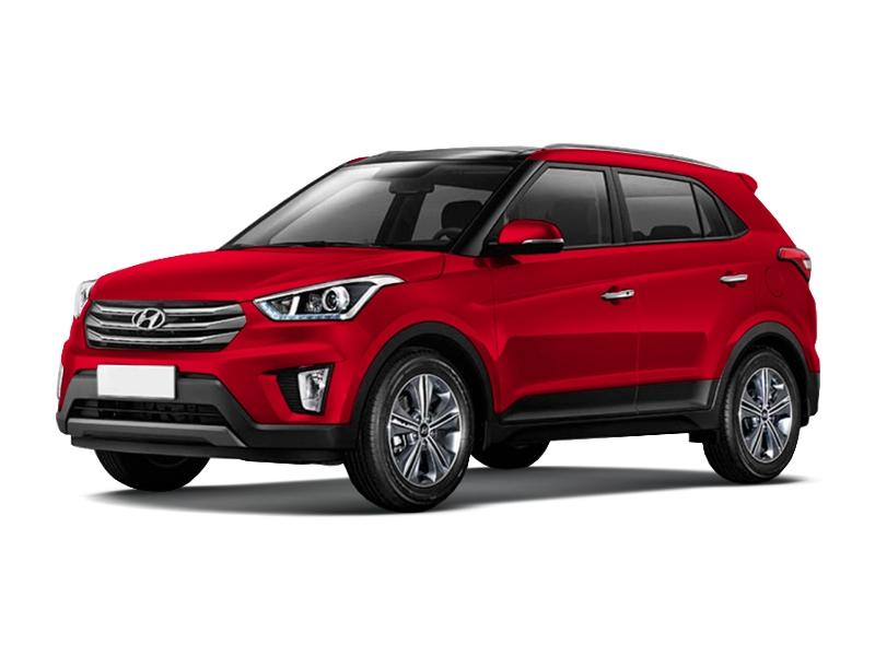 Hyundai Creta, 2020 год, 1 260 000 руб.