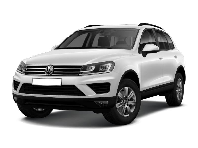 Volkswagen Touareg, 2018 год, 3 180 000 руб.