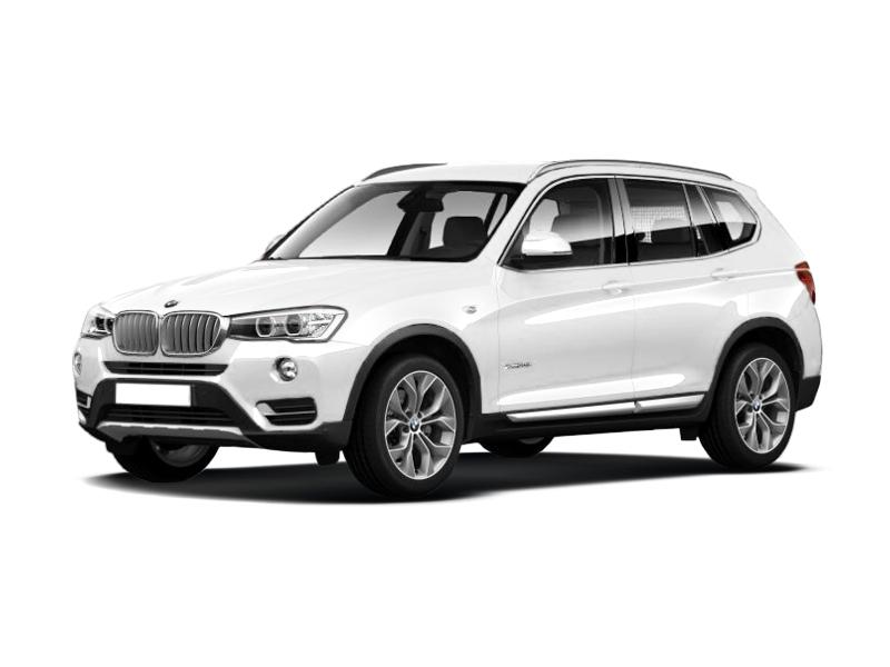 BMW X3, 2015 год, 1 000 000 руб.