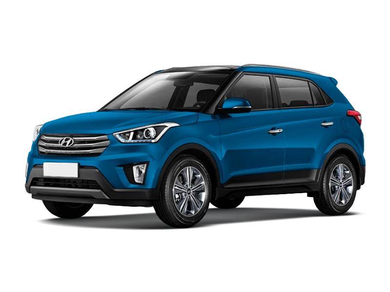 Hyundai Creta, 2019 год, 1 266 000 руб.