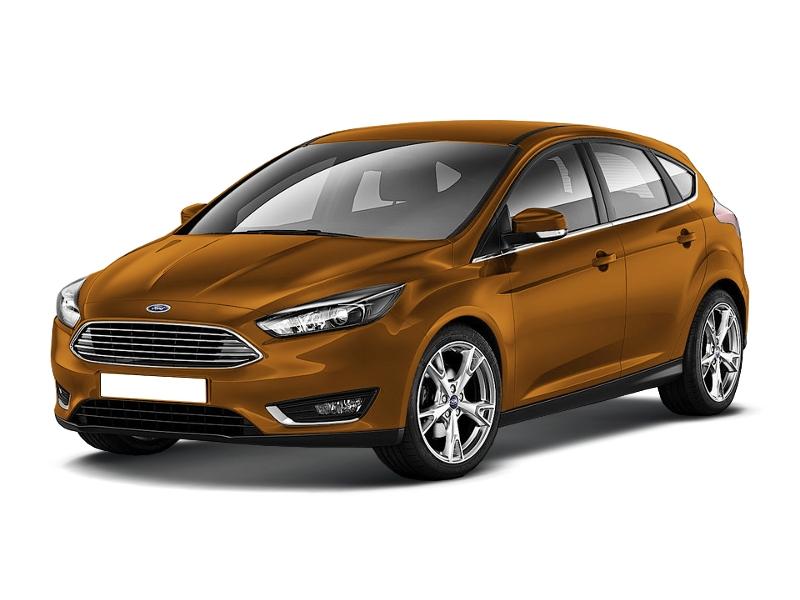 Ford Focus, 2015 год, 743 000 руб.