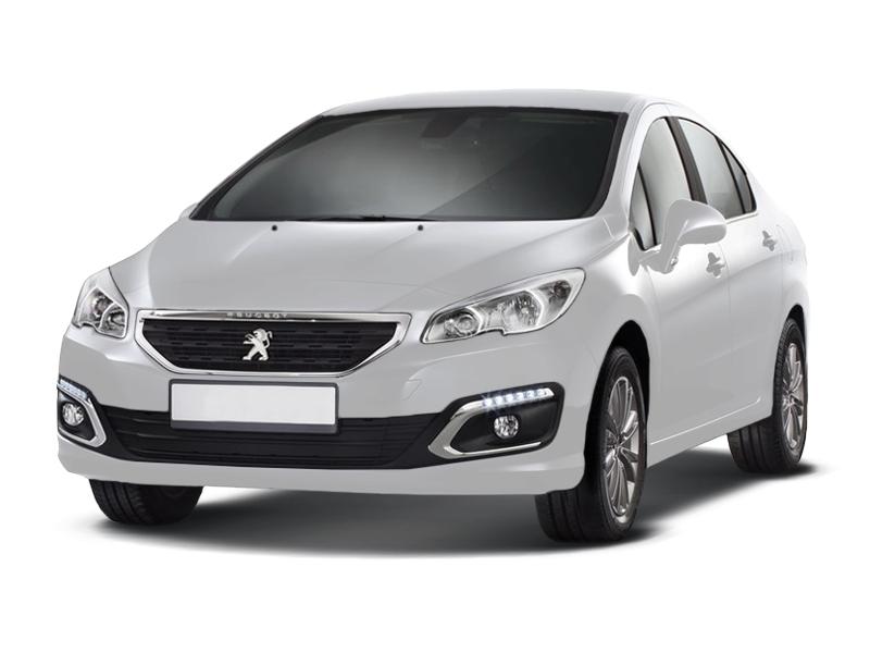 Peugeot 408, 2020 год, 1 104 000 руб.