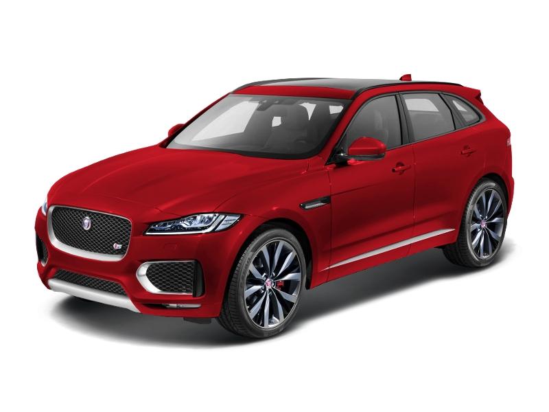 Jaguar F-Pace, 2016 год, 2 520 000 руб.