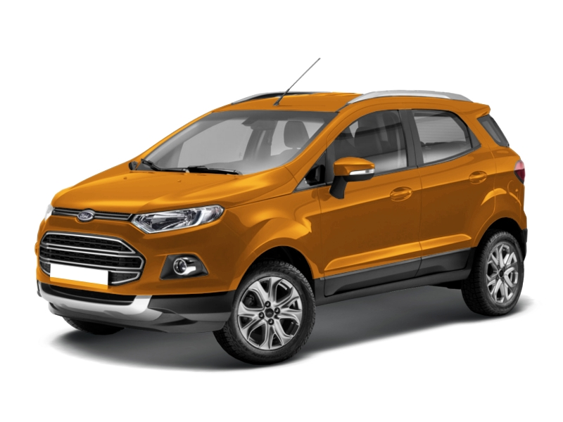 Ford EcoSport, 2016 год, 900 000 руб.