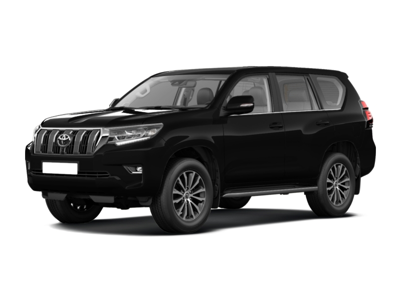 Toyota Land Cruiser Prado, 2018 год, 4 125 000 руб.