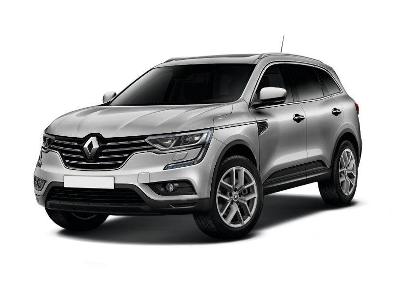 Renault Koleos, 2017 год, 999 000 руб.