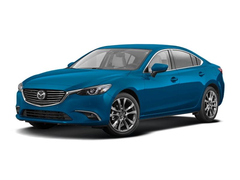 Mazda Mazda6, 2016 год, 1 469 000 руб.