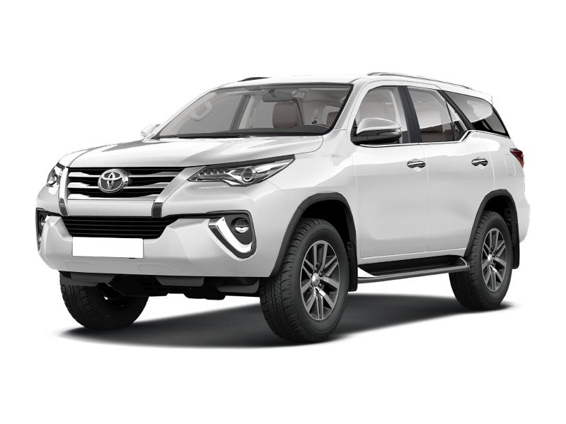 Toyota Fortuner, 2020 год, 2 345 000 руб.