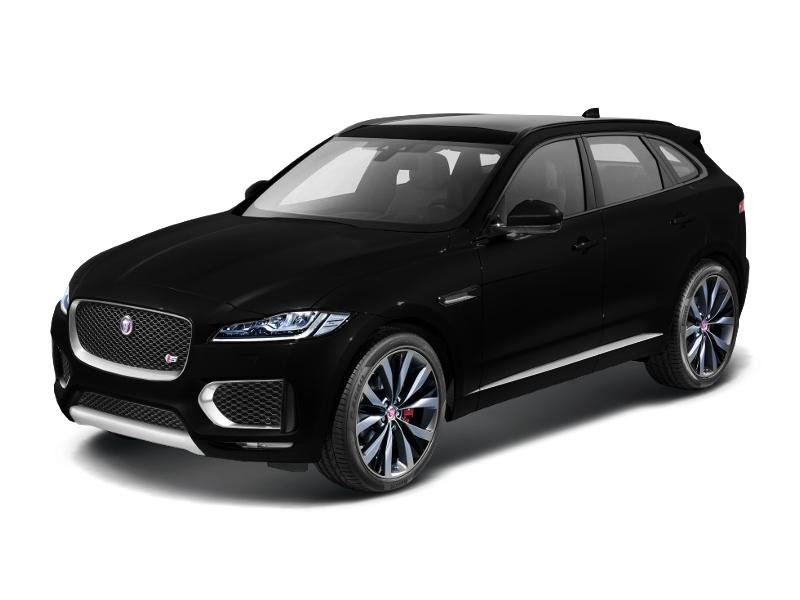 Рязань Jaguar F-Pace 2018