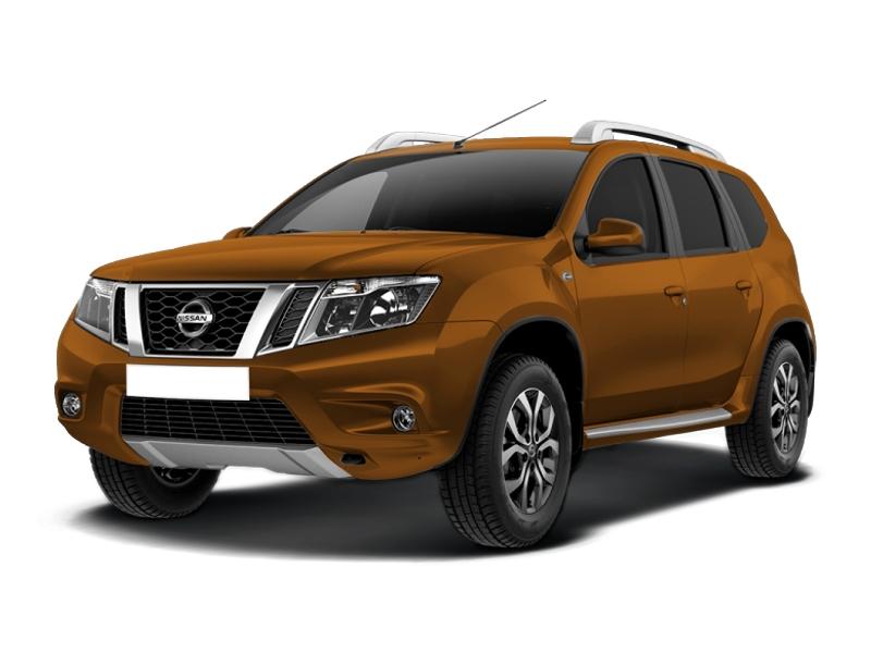 Nissan Terrano, 2019 год, 1 053 000 руб.