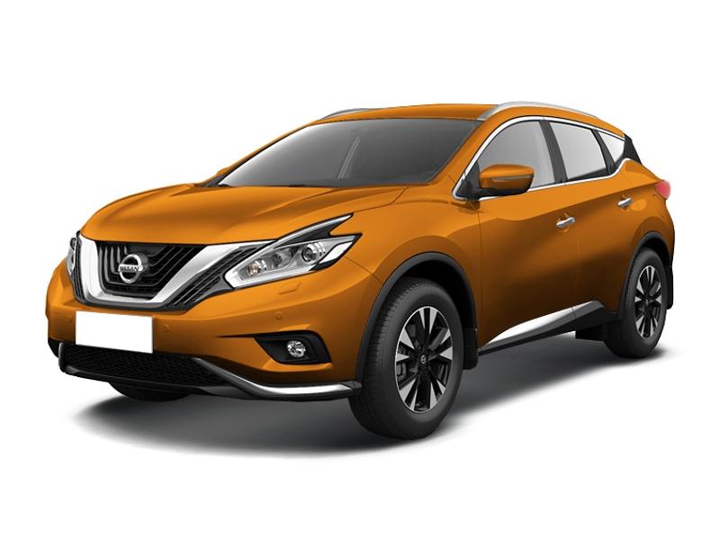 Nissan Murano, 2017 год, 2 297 000 руб.