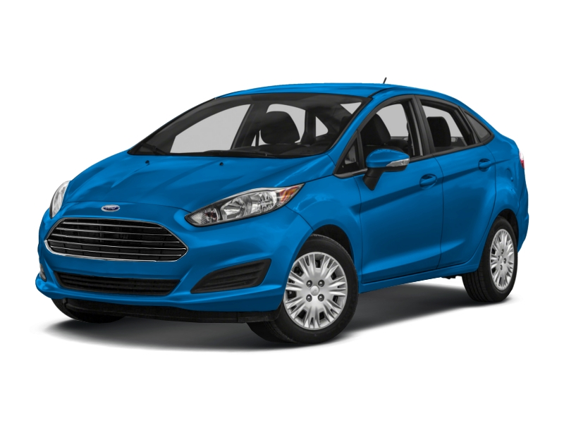 Ford Fiesta, 2016 год, 500 000 руб.