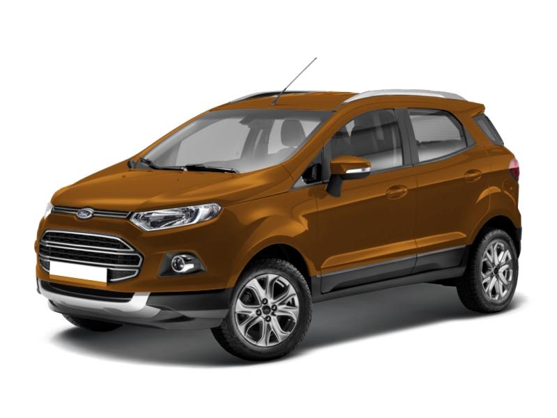 Ford EcoSport, 2016 год, 750 000 руб.