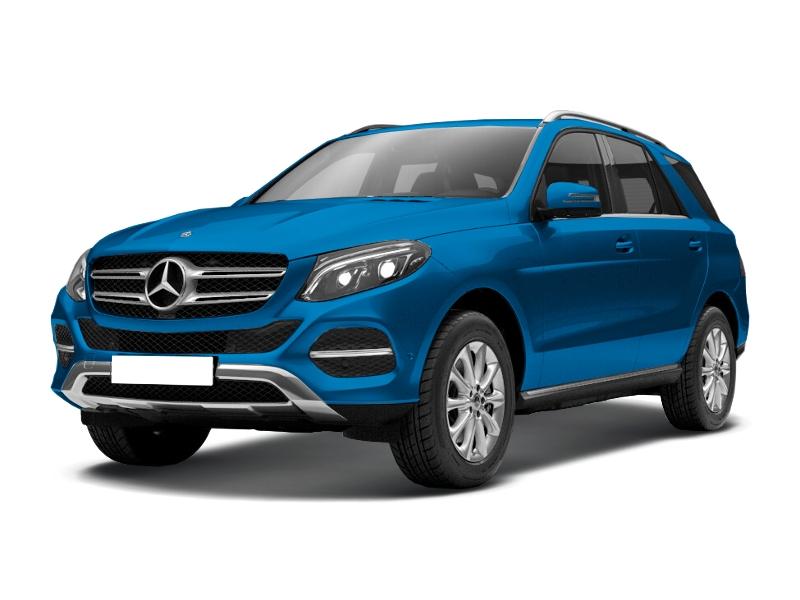 Mercedes-Benz GLE, 2016 год, 2 920 000 руб.