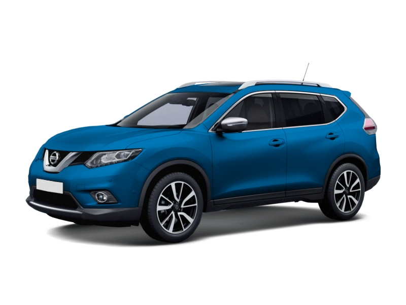 Nissan X-Trail, 2017 год, 1 350 000 руб.