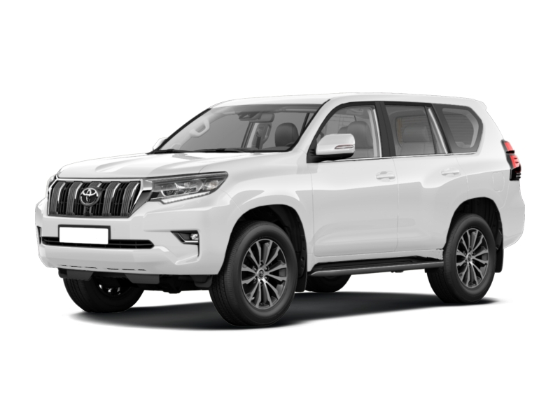 Toyota Land Cruiser Prado, 2018 год, 3 377 000 руб.