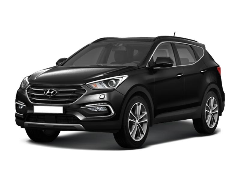 Hyundai Santa Fe, 2016 год, 1 720 000 руб.