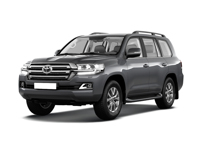 Toyota Land Cruiser, 2019 год, 5 500 000 руб.