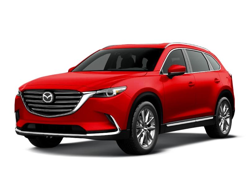Mazda CX-9, 2019 год, 3 320 000 руб.