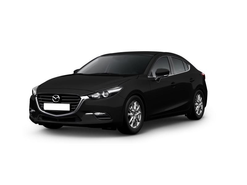 Mazda Mazda3, 2018 год, 1 270 000 руб.
