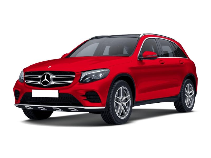 Mercedes-Benz GLC, 2017 год, 3 255 560 руб.
