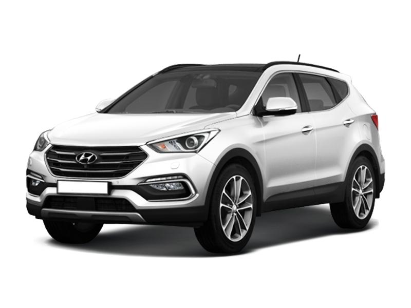 Hyundai Santa Fe, 2017 год, 1 687 000 руб.