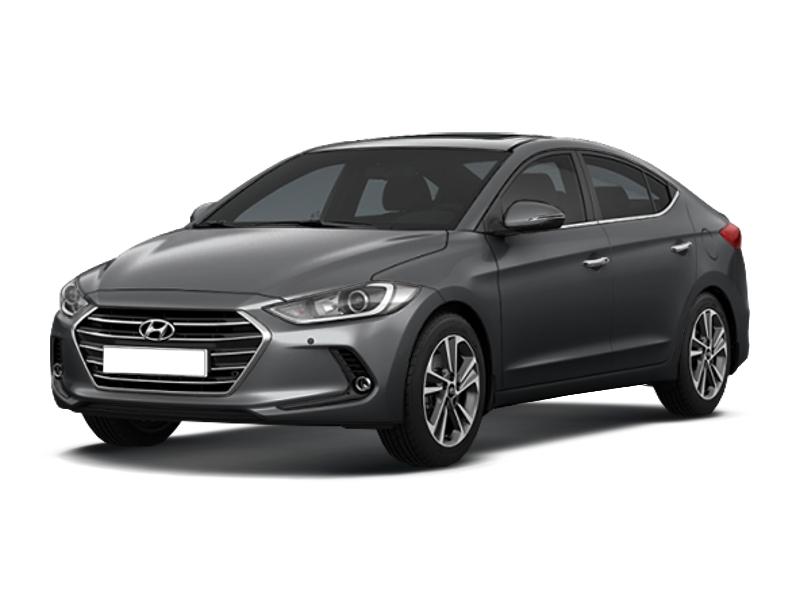 Hyundai Elantra, 2018 год, 1 100 000 руб.